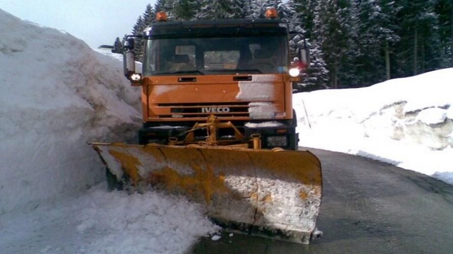 AVVISO PUBBLICO servizio sgombero neve