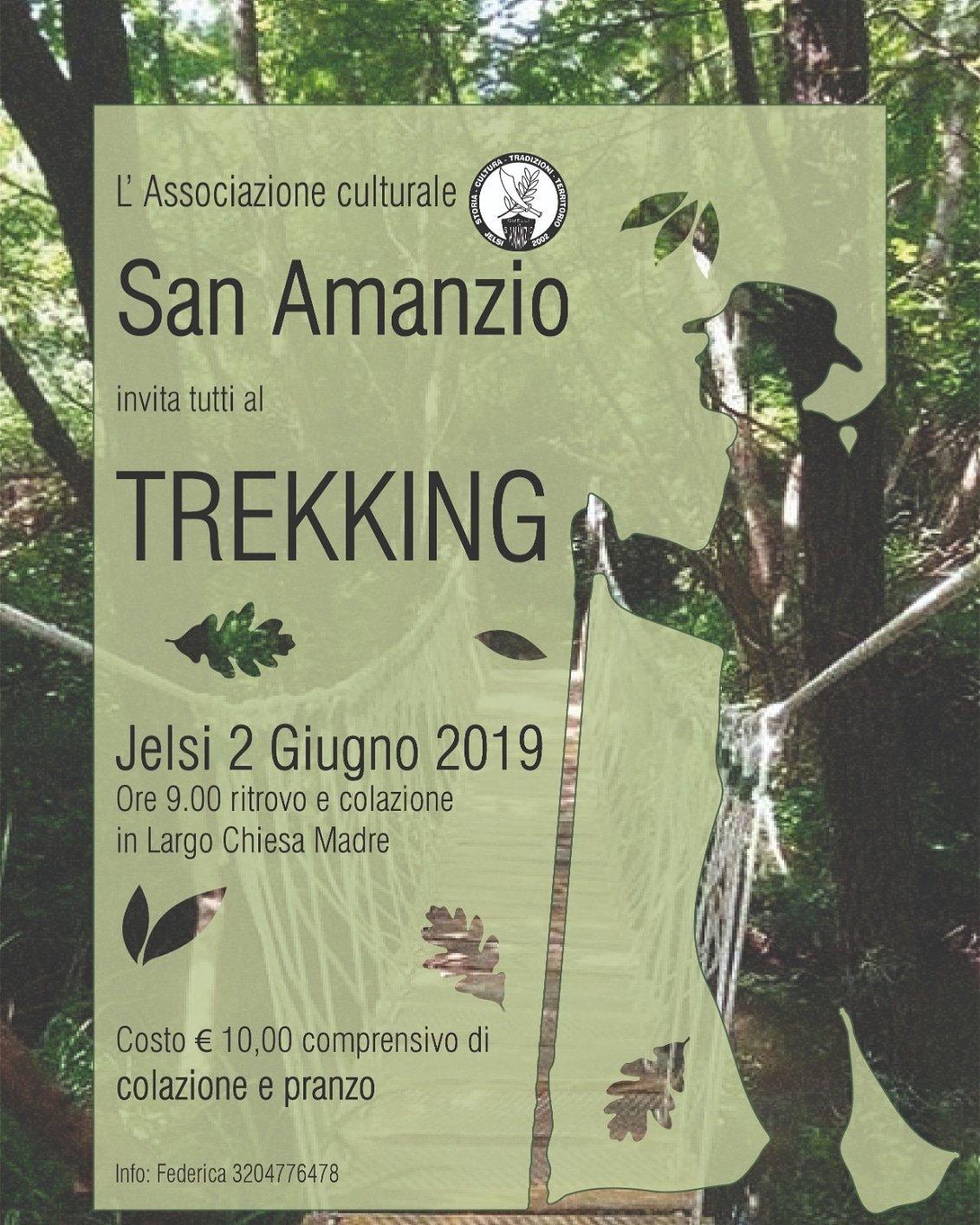 """2 Giugno Trekking """"S. Amanzio"""